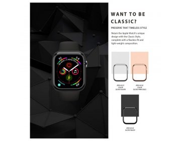 Ringke BEZEL STYLING APPLE WATCH 4/5 40MM GLOSSY złoty