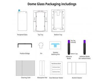 Szkło hartowane WHITESTONE DG REPLACEMENT SAMSUNG Galaxy Note 10+ Plus bezbarwny