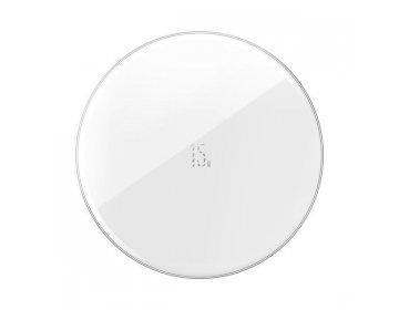 Baseus SIMPLE 15W WIRELESS CHARGER biały