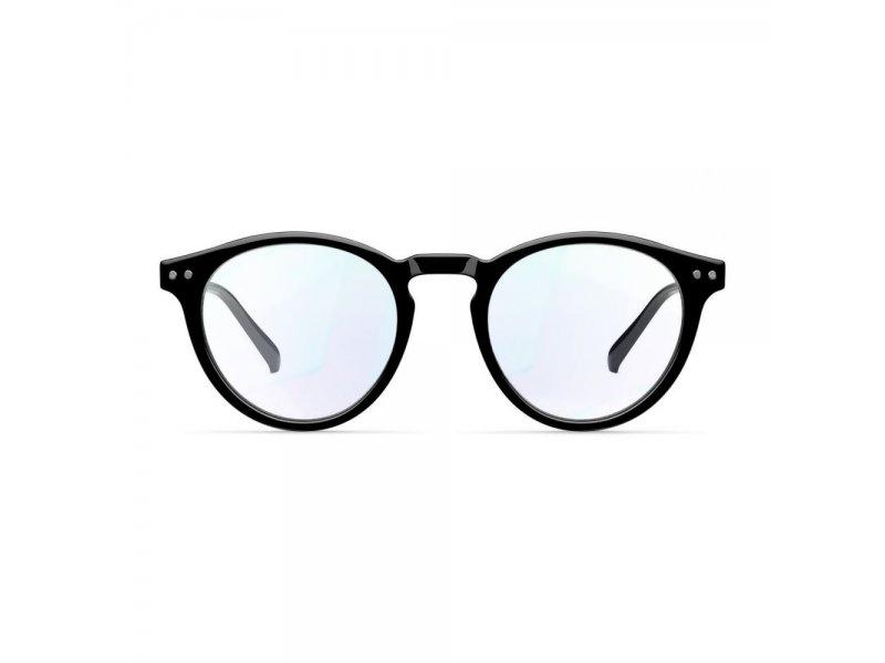 Okulary Z FILTREM niebieski LIGHT do KOMPUTERA MELLER DAUDI czarny