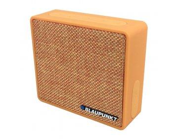 Blaupunkt przenośny głośnik bluetooth z radiem i odtwarzaczem MP3 BT04 pomarańczowy