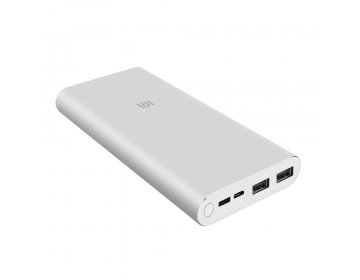 Xiaomi power bank 10000MAH MI 18W FAST CHARGE 3 srebrny PLM13ZM