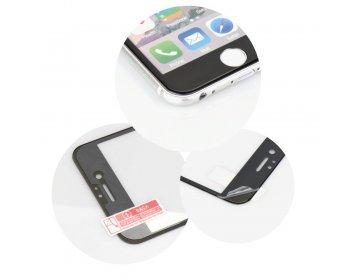 5D Full Glue szkło hartowane do XIAOMI Redmi Note 9 czarny