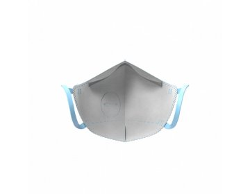 Maska AirPOP Kids NV 2 sztuki niebieska