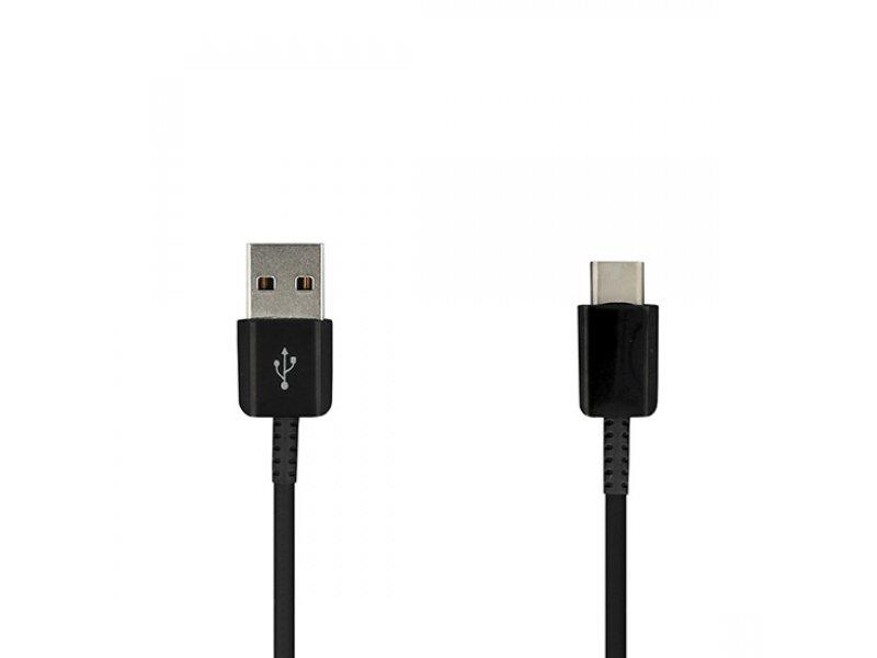 Kabel usb USB TYP C 1 Metr czarny fast charge