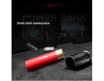 Remax power bank Shell 2500mAh RPL-18 biały