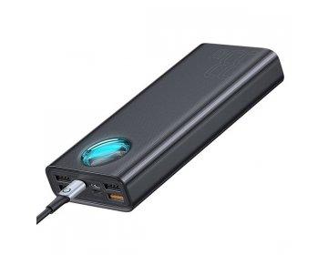 Baseus power bank 30000mAh 33W Cyfrowy Wyświetlacz PD3.0+QC3.0 PPLG-01 czarny