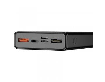 Baseus power bank 20000mAh Mulight 2xUSB + USB Typ C PD Quick Charge 3.0 PPALL-MY01 czarny