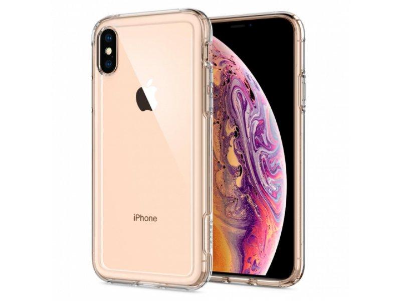 """Etui SPIGEN bezbarwny Hybrid 075CS27062 iPhone 11 Pro Max 6,5\"""" bezbarwny bezbarwny"""