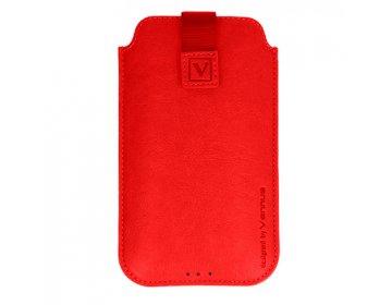 Kieszonka Vennus DEKO > ROZMIAR 14 iPhone X/XS/11/Huawei P40/Y5p/Samsung A41/S10/S20/Note 10 CZERWONA