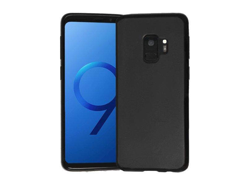 Back Case MATT Samsung S21/S30 czarny