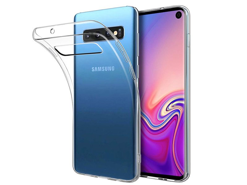 Back Case Ultra Slim 0,3mm SAMSUNG A526 SAMSUNG A52 5G bezbarwny