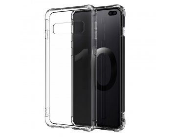 Back Case ANTI SHOCK 0,5mm XIAOMI Redmi NOTE 9 5G bezbarwny